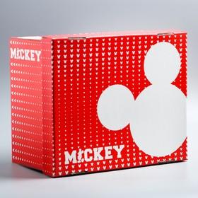Складная коробка 'Микки Маус и друзья', Микки Маус, 30,5 х 24,5 х 16,5 Ош
