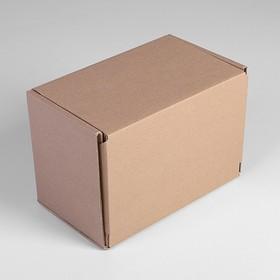 Коробка самосборная 26,5 х 16,5 х 19 см Ош