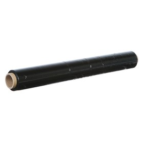 Стретч-пленка, черный, 500 мм х 70 м, 0,65 кг, 20 мкм Ош