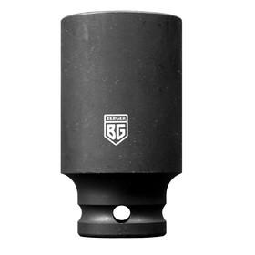 """Головка торцевая BERGER BG2133, удлиненная, ударная, 11 мм, 1/2"""""""
