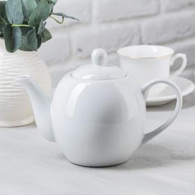 Чайник керамический заварочный, 900 мл