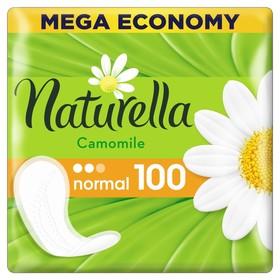 Ежедневные прокладки Naturella Camomile Normal, 100 шт.