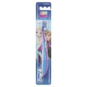 Зубная щетка Oral-B Kids Тачки или Принцессы, мягкая, 3-5 лет