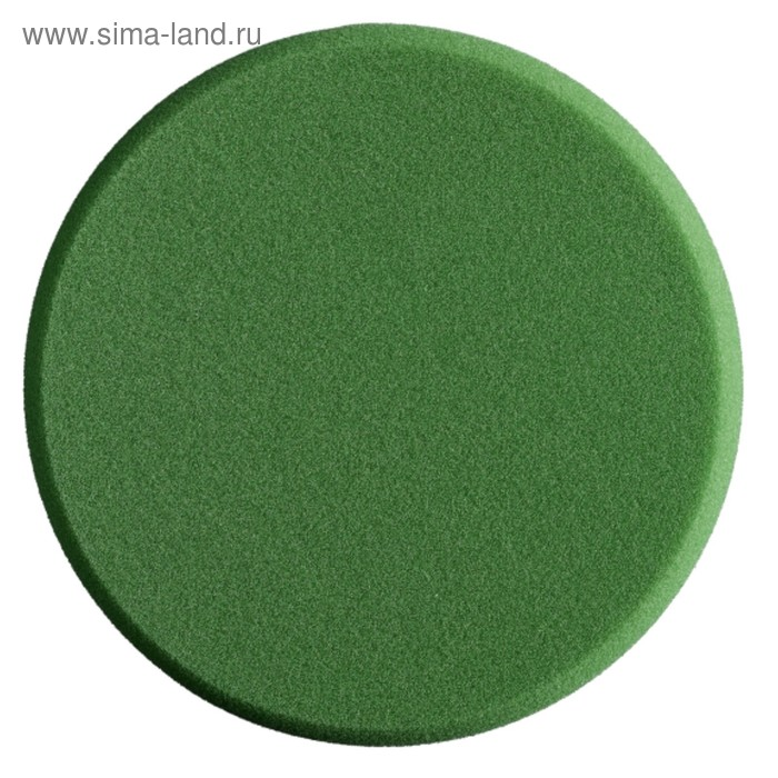 Полировочный круг Sonax зеленый,средней жесткости, 160 мм
