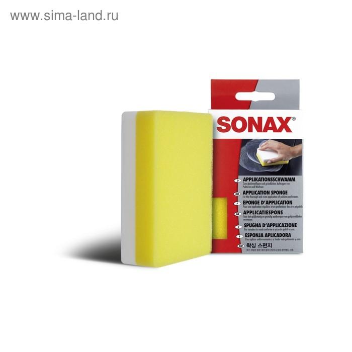 Аппликатор для нанесения полироля Sonax