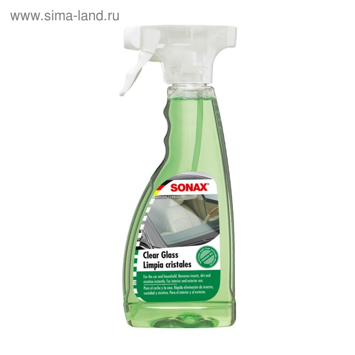 Очиститель стекол Стар Sonax, 750 мл, 234400