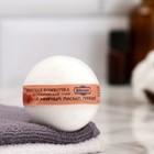 """Шипучая бомбочка из гималайской соли """"Добропаровъ"""" с эфирным маслом миндаля, 140 гр"""