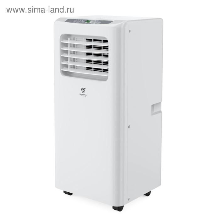 Кондиционер мобильный ROYAL Clima MOBILE PLUS RM-MP30CN-E, охлажд. 3000 Вт, 30 м2, пульт ДУ
