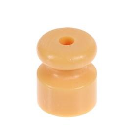 Изолятор пластмассовый, цвет сосна Ош