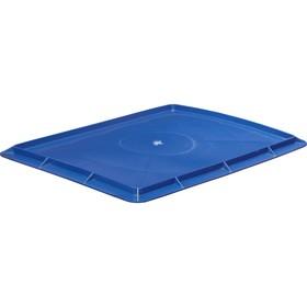 Крышка для ящика  синяя
