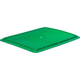 Крышка для ящика  зеленая Ош