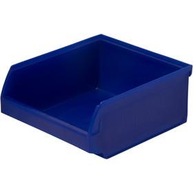 Лоток для склада Ancona, сплошной 107х98х47 синий Ош