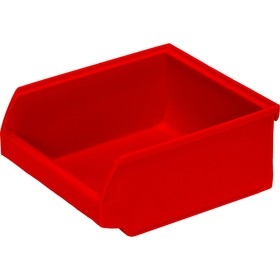 Лоток для склада Ancona, сплошной 107х98х47 красный Ош