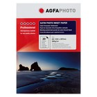 Фотобумага AGFA А4, 260 г/м², 20 листов, сатин, в коробке