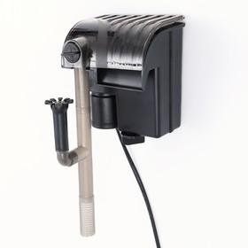 Фильтр каскадный внешний Sea Star HX-004, 500 л/ч, 4,5 Вт, насадка для сбора пены и пленки