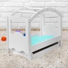 Кровать «Снежные паруса»