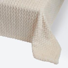 Плед Modern, размер 150 × 200 см, цвет кремовый