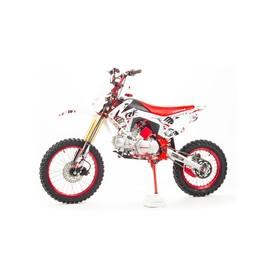 Мотоцикл кросс CRF125, красный, 125 см3, 4 скорости