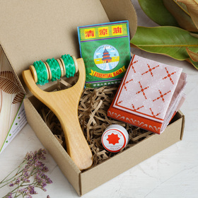 Подарочный набор Healthy collection, 15 х 13 х 5,5 см Ош