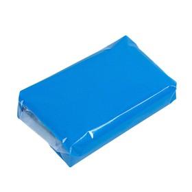 Глина для глубокой очистки кузова, голубая, 100 г Ош