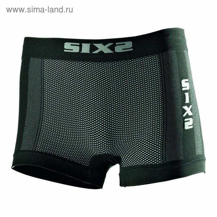 Термошорты SIXS BOX, размер S, чёрный