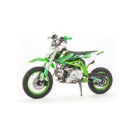 Питбайк MotoLand CRF 10, 70см3, зелёный