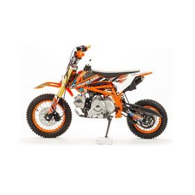 Питбайк MotoLand CRF 10, 70см3, оранжевый