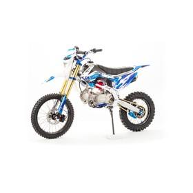 Питбайк MotoLand APEX125, 125см3, синий