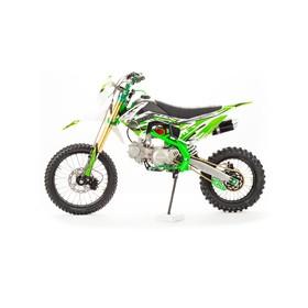 Питбайк MotoLand APEX125, 125см3, зелёный