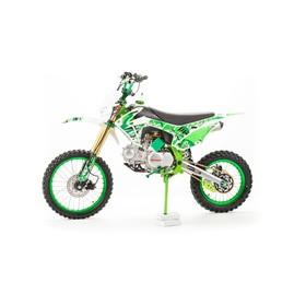Питбайк MotoLand CRF125, 125см3, зелёный