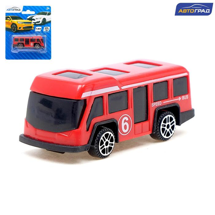Автобус «Городской», цвета МИКС