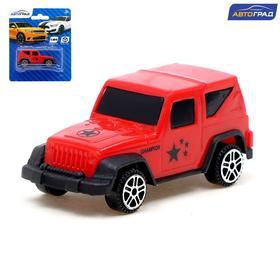 Машина «Сафари», цвета МИКС