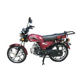 Мопед MotoLand Альфа 7, 50см3, красный