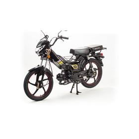 Мопед MotoLand Дельта, 50см3, чёрный