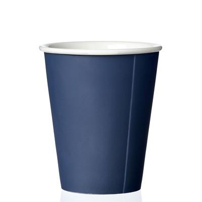 Чайный стакан Laurа 200 мл, синий - Фото 1
