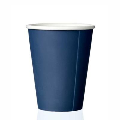 Чайный стакан Andy 320 мл, синий - Фото 1