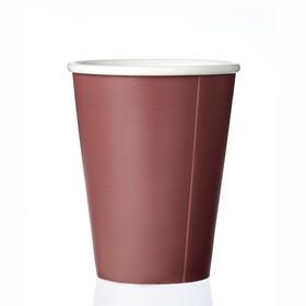 Чайный стакан Andy 320 мл, бордо