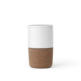 Чайный стакан Cortica 370 мл, белый