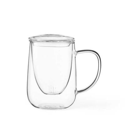 Чайная кружка с ситечком Cutea 500 мл - Фото 1