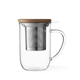 Чайная кружка с ситечком Minima 550 мл