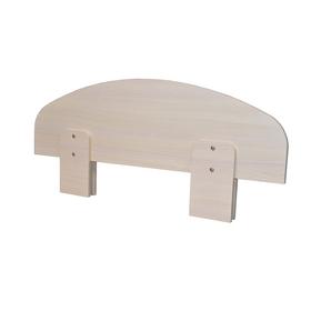 Универсальное ограждение для кровати, 700 × 48 × 220 мм, цвет дуб Ош