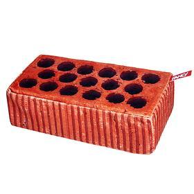 Мягкая игрушка «Кирпич» 24 см