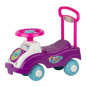 Автомобиль-каталка «Тик-Так» для девочек Ош