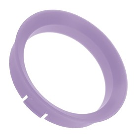 Пластиковое центровочное кольцо К&К 67,1-56,1 сиреневые Ош