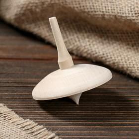 Волчок деревянный, d=5 см, бук