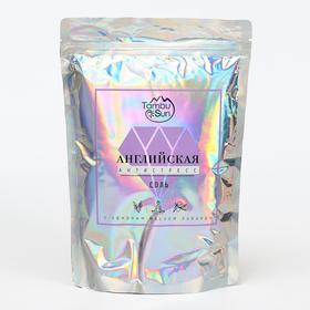 Английская соль Бизорюк «Антистресс» с эфирным маслом лаванды, 1 кг.