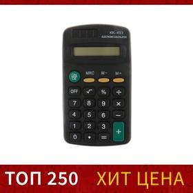 Калькулятор карманный, 8-разрядный, KK-402, работает от батарейки Ош
