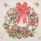 """Фартук """"Этель"""" Новогоднее настроение 70х60 см,100% хл,саржа 190гр/м2 - Фото 6"""