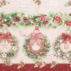 """Фартук """"Этель"""" Новогоднее настроение 70х60 см,100% хл,саржа 190гр/м2 - Фото 7"""
