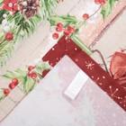 """Фартук """"Этель"""" Новогоднее настроение 70х60 см,100% хл,саржа 190гр/м2 - Фото 8"""